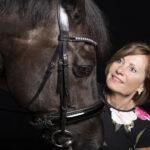 Amazone met haar paard